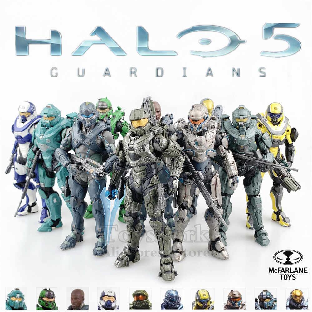 cf5b59abee53ab Halo 5 Guardians Master Chief Spartan Kelly Locke Tanaka Fred Centurion  Technician Athlon 5