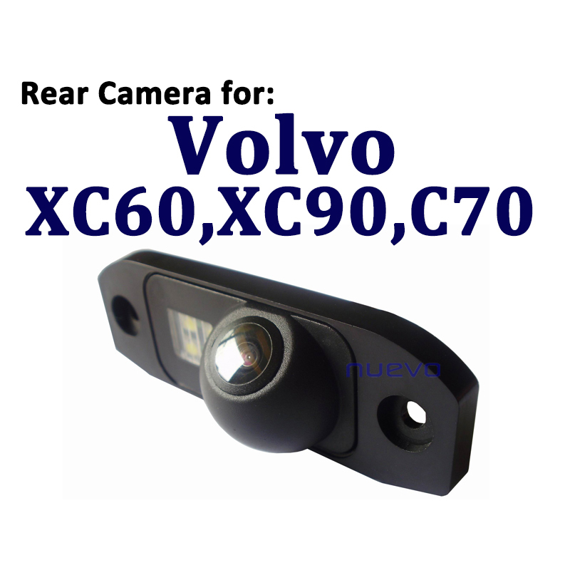 High quality Special Parking Reverse Rear Camera for Volvo XC60 XC90 C70-in Vehicle Camera from ...