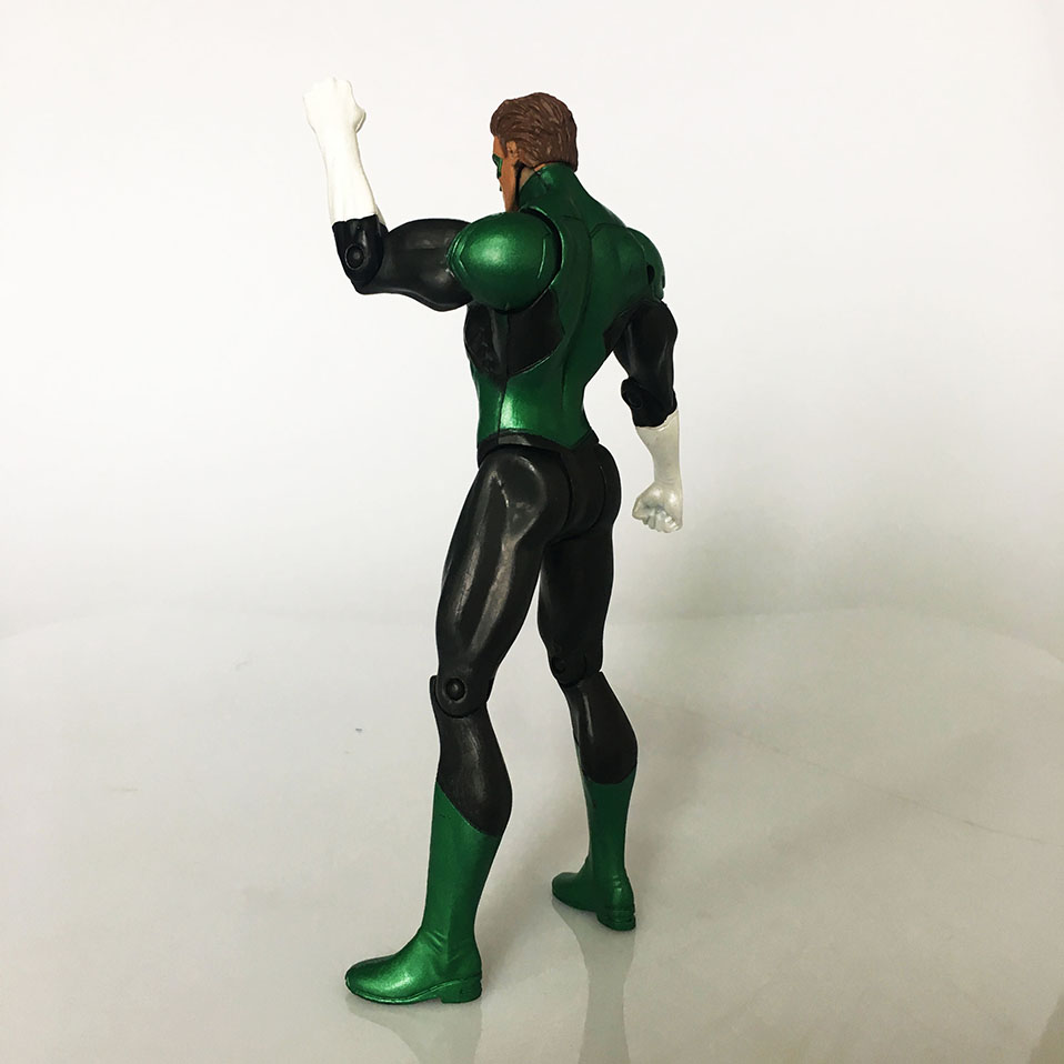 justice league Super Hero the Flash Man Green Lantern Action Figures Toys Collectible PVC Model Toy Christmas Gift For Kids N006 (9)