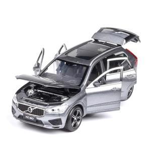 Image 4 - جديد 1:32 فولفو XC60 سبيكة نموذج سيارة Diecasts و لعبة سيارات لعبة شحن مجاني طفل لعب للأطفال هدايا بوي لعبة