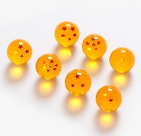 Creative Transparent Ball Dragon Beads 3D Fridge Magnets Travel Souvenirs Refrigerator Magnetic Sticker Home Decortion