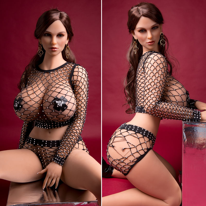 170cm Lifelike Sex Doll With Huge Ass Japanese Silicone Adult Love Dolls Big Breast Artificial Vagina Real Pussy Oral Sexy Toy
