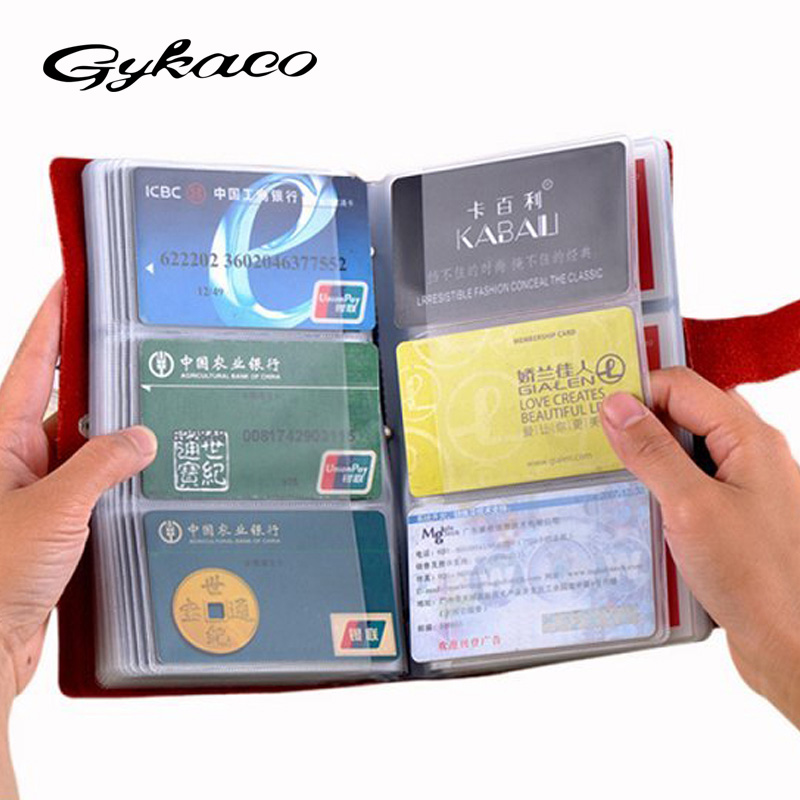 Hot Sale Business Card Holder Women Travel Passport Holder Genuine Leather Passport Cover ID Credit Card Holder Passport Wallet