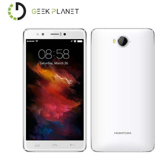 Original Homtom HT10 Helio X20 Deca Core 5.5 Inch FHD Screen Smartphone 4GB RAM+32GB ROM Cell Phone 3200 mAh 4G LTE Mobile Phone