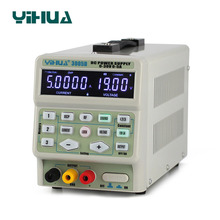 YIHUA 3005D DC Power Supply Digital program control 30V 5A Precise adjustment mobile phone signal test function DC Power Supply