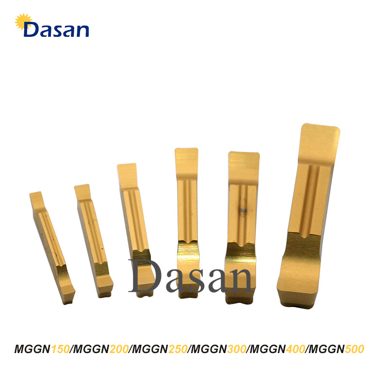 MGGN150 MGGN200 MGGN250 MGGN300 MGGN400 MGGN500 JM Carbide Inserts High Qualit  Blades Cnc Lathe Grooving Insert Tool For Steel