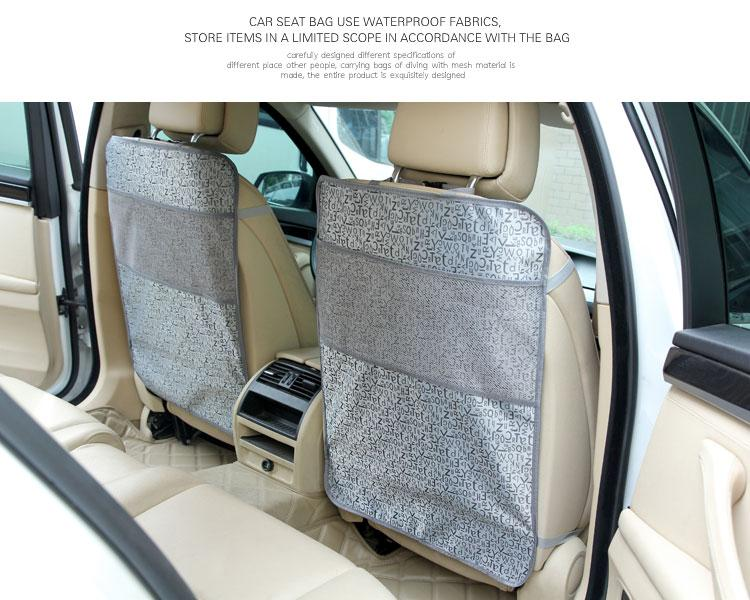 Car Seat Protector >> 3 color of car seat protector mat Seat Back Protector Case Cover For Children Kick Mat Mud Clean ...