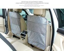 3 color of car seat protector mat Seat Back Protector Case Cover For Children Kick Mat Mud Clean waterproof car seat covers