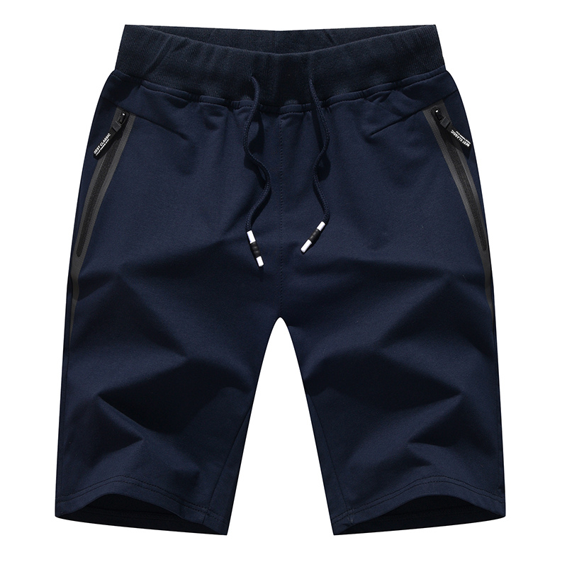Shorts men Summer Cotton Shorts Men Fashion Boardshorts Breathable Male Casual Shorts Mens Short Bermuda Beach Short Pants Hot 9 14
