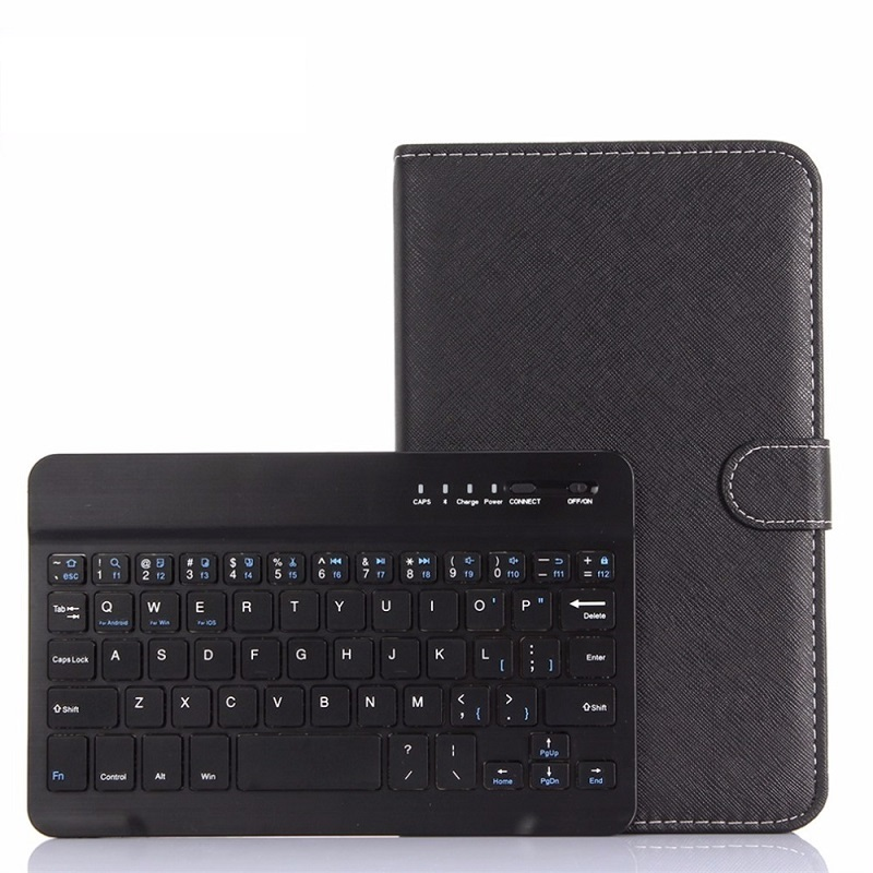 For Samsung Galaxy Note 9 case Wireless Bluetooth Universal Keyboard Holster for 6.4inch Mobile Phone by free shipping gadget