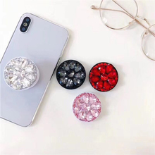 Glitter Diamond Phone Holder For iPhone/Samsung/Huawei Universal Expanding Finge