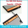 Nueva li-ion batería del teléfono móvil para blackberry 9800 9810 f-s1 baterías de alta calidad, 1270 mAh