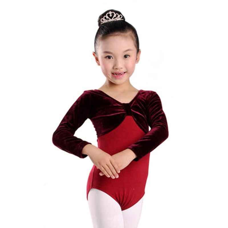 แฟชั่น 4-11Y เด็กสาวน่ารักเต้นรำยิมนาสติกชุด Leotard บัลเล่ต์ Tutu ชุด