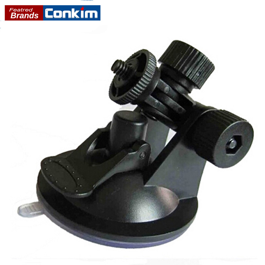 Conkim High Quality Mini Suction Cup Holder For Car DVR GPS6000L K8000 F1000 Screw Head Design GPS Accessories ...