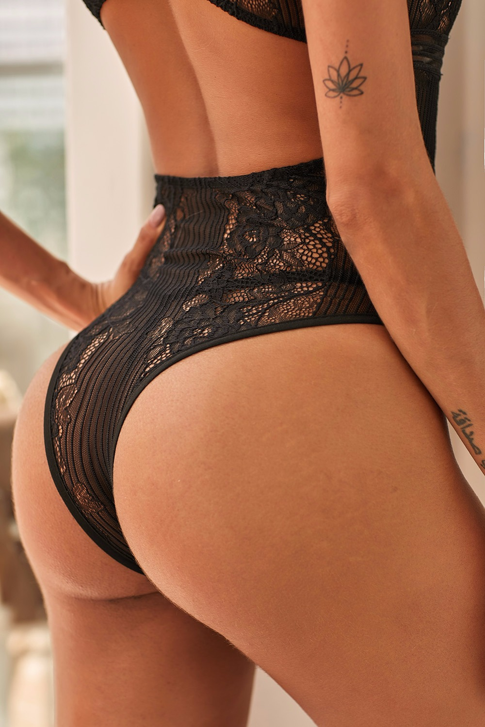 Too-Bad-I-m-Bad-Black-Lace-Open-Back-Bodysuit-LC32392-2-6