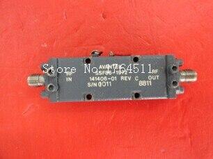 [BELLA] AVANTEK SSF86-1972 SMA Low Noise Amplifier
