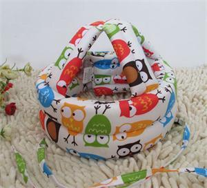 2016 1PCS No Bumps Adjustable Warm Caps Hats Newest Baby Kids Walking Safety Helmet Headguard Head Protector Hats