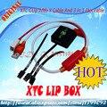 Envío gratis 100% Original Xtc Xtc Clip Clip de 2 Cuadro 2 con tipo de cable en Y con 3 en 1 cable de La Flexión para htc