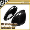 Гонки Для Porsche Cayenne 958 Углеродного Волокна Зеркало Обложка (Замена)