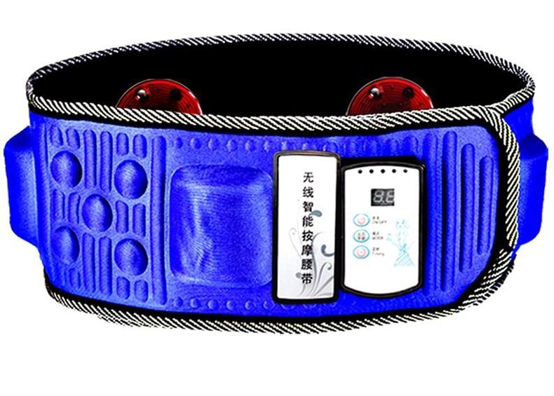 Massage belt Massage health care slimming fat burning massage fitness equipment vibration thin waist /tb231003
