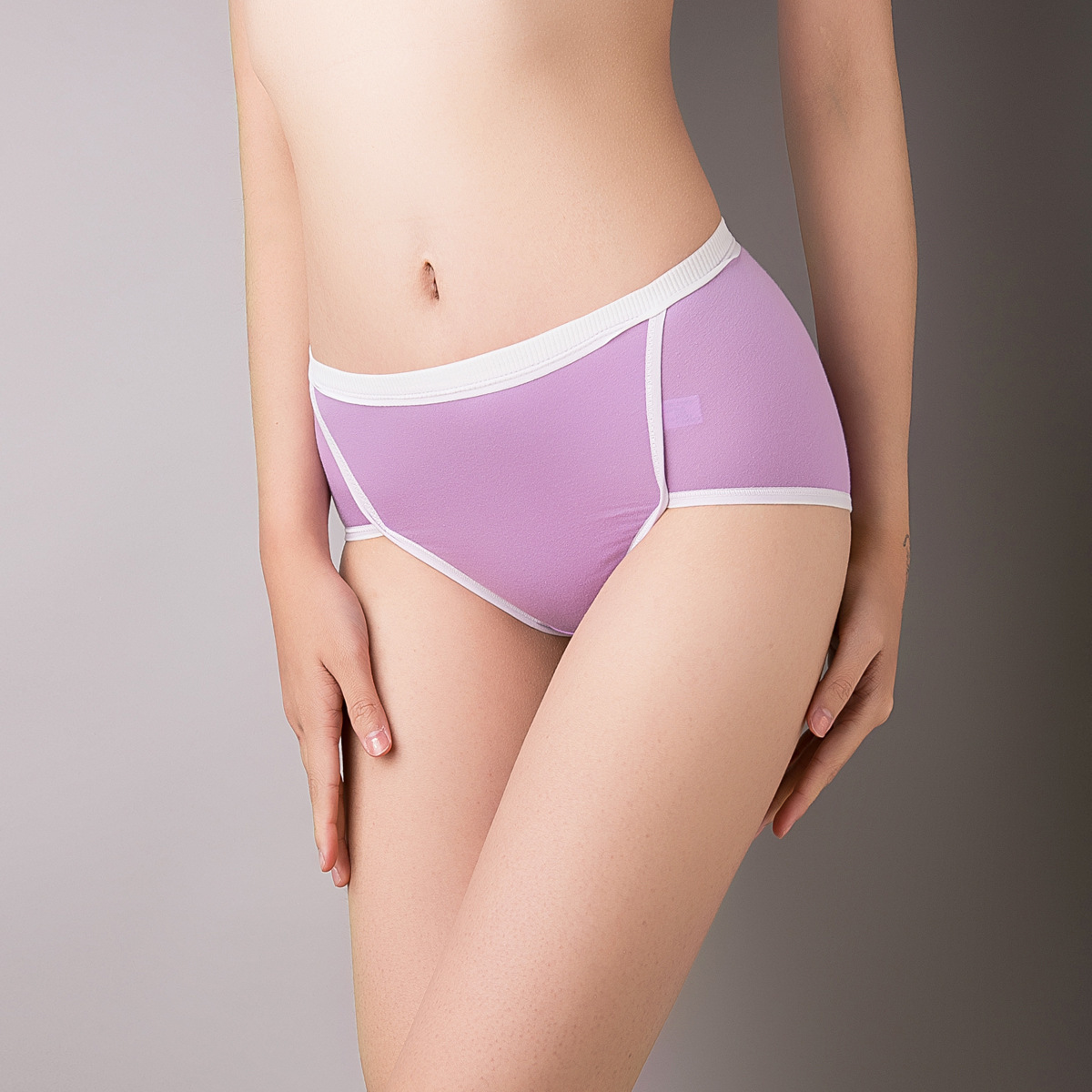 Summer Product Womens Physiology Panties Woman Pure Cotton Waist Menstruation Stage Will Code Leak Sanitary Leakage Underpants