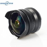 Brightin Star 7.5mmF2.8 ii объектив рыбий глаз применим к Canon, sony, Olympus, Panasonic, Fuji бренд микро-одной цифровой камеры