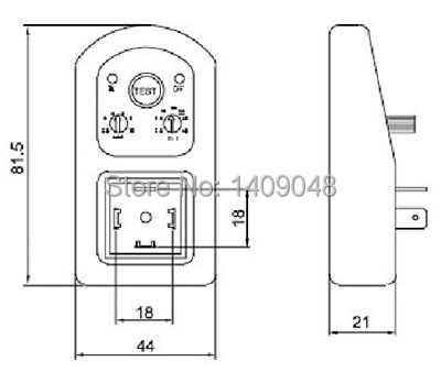 24VDC 220 V AC wysokiej jakości elektryczny spustowy Timer złącze do zawór elektromagnetyczny automatyczny spust regulator wody DIN43650A