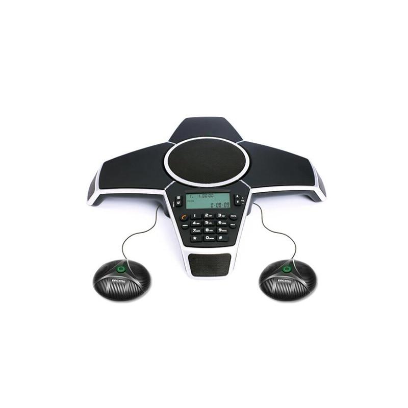 A500ER conférence de bureau mains libres enregistrement appel haut-parleur vocal avec 2 microphones externes