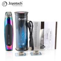 100% Original Joyetech EXCEED Edge Kit With 2ml Eliquid EX 1.2ohm Coil Built in 650mAh Battery Direct Output Wattage E Cigarette