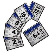 Reboto CF 카드 디지털 메모리 카드 2 기가바이트 흰색 상자 선물 컴퓨터 카메라 고속 컴팩트 플래시 카드 32 기가바이트 64 기가바이