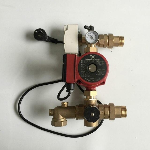 Online-Shop Thermostat pumpe mischer wasser heizung wasser system ...
