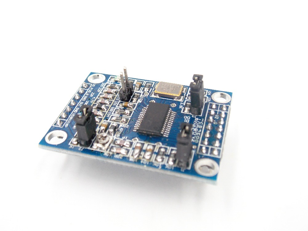 and 2 Square Wave 0-1MHz + Circuit Diagram Zhongyu AD9851 DDS Signal Generator Module 2 Sin Wave 0-70MHz