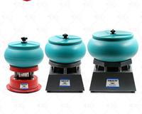 Free ship brand new Vibratory Tumbler Wet Dry Polisher Polishing Machine jewelry tools and equipment 10 12 17