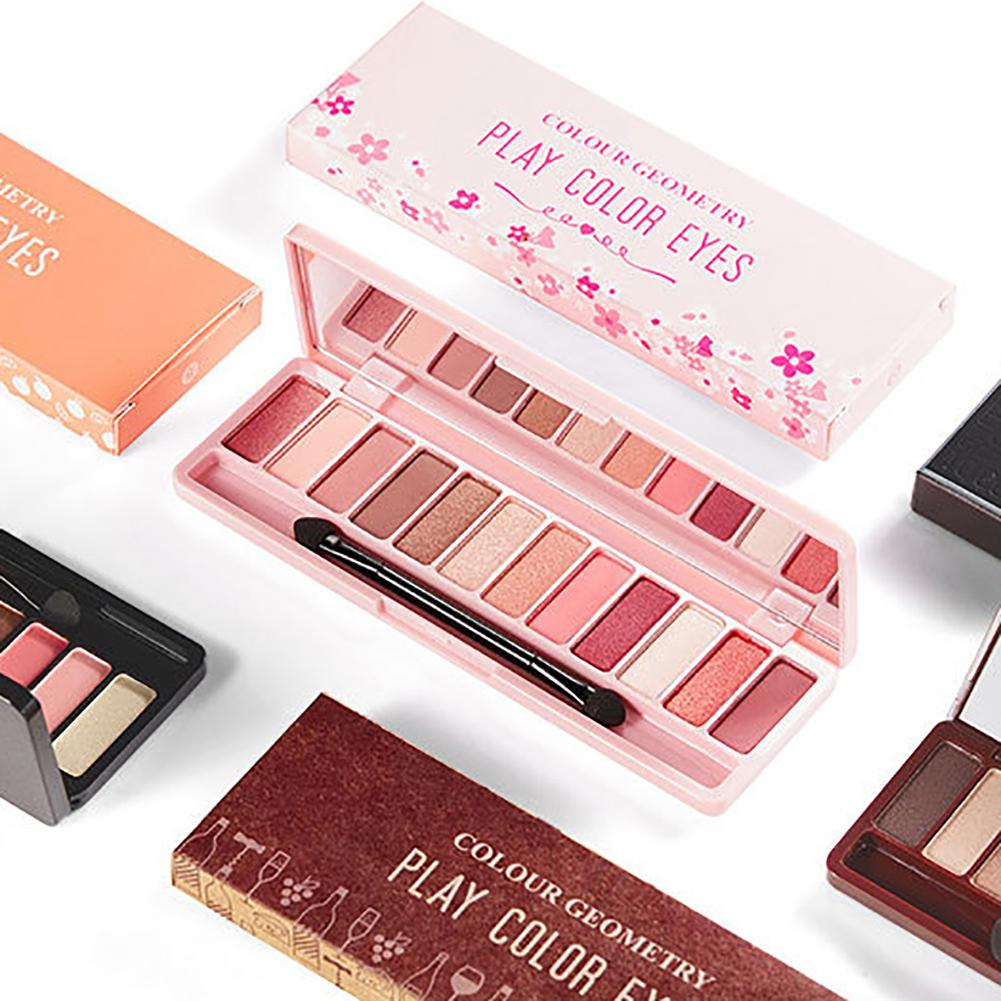 Party Queen 30Colors Nude Shimmer Matte Eyeshadow Palette