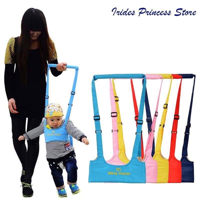 Infant Walking Belt Adjustable Strap Leashes Baby Learning Walking Assistant Toddler Saf ...
