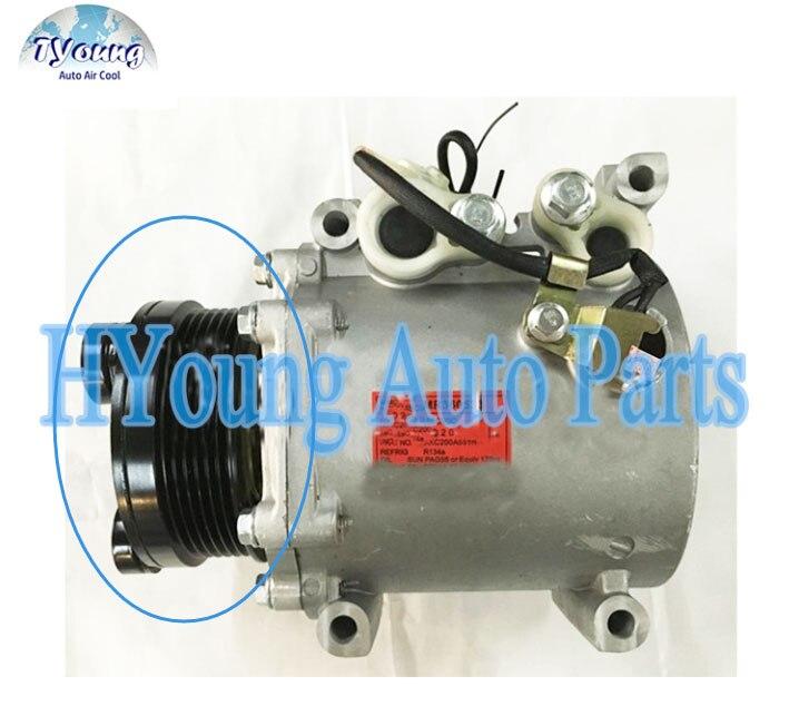 6pk 96 Millimetri Di Aria Auto Compressore Frizione Per Mitsubishi Outlander Grandis Msc105ca Mr958135 7813a314 7813a268 Akc200a560a Akc200a560