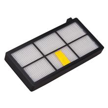 Replacement Heap filter kit for iRobot Roomba 800 900 Series 870 880 980 Vacuum Cleaner Accessories parts replacement 5x side brushes 5x filters replacement for irobot roomba 800 900 860 880 980 960 870 robotic cleaner parts accessories