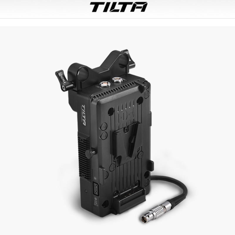 Tilta V-lock V mount Battery Plate OR Anton Bauer Power supply System for CANON C300 MARK II film camera a gp s anton bauer gold mount for sony idx eng v mount dv hdv battery converter adapter plate a gp s for panasonic jvc video