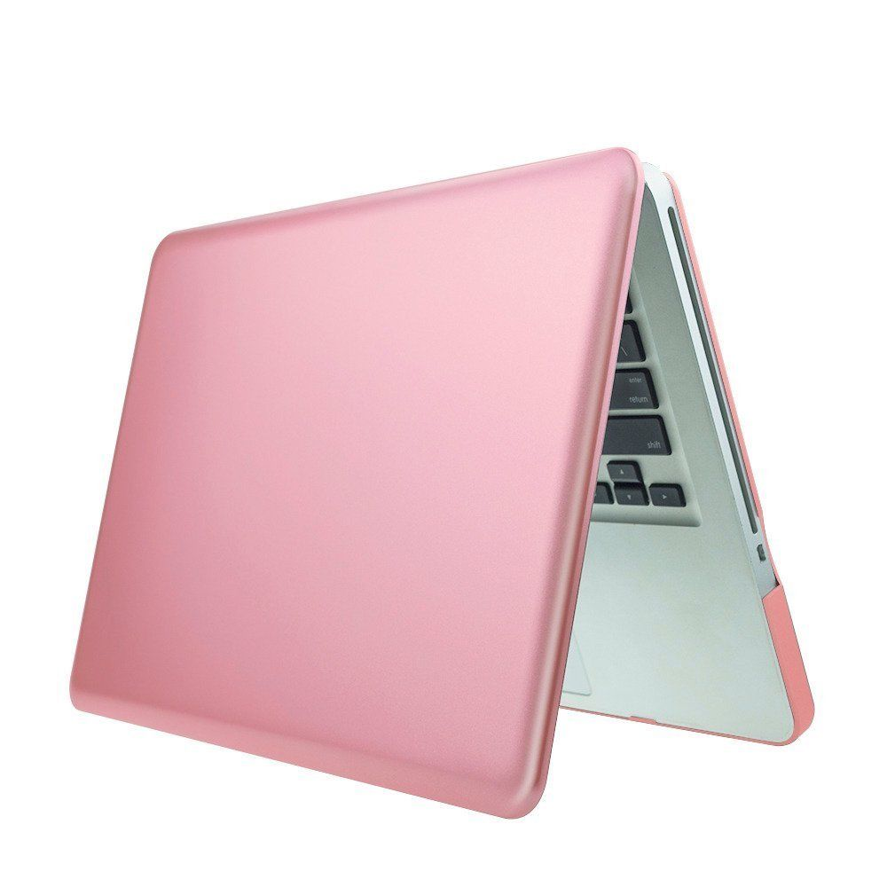 METALLIC Hard Case Keyboard Cover For Apple Macbook Air Pro Retina 11 12 13 15