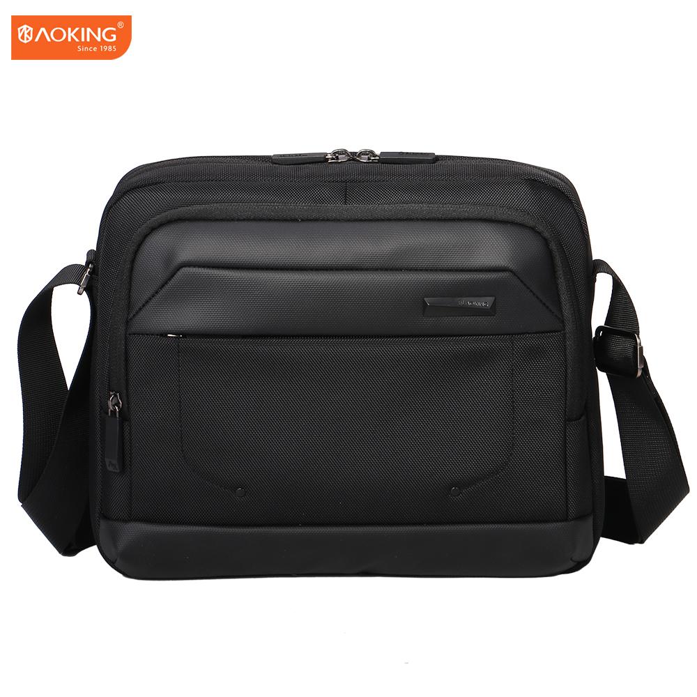 Aoking 2017 New Trend Men Messenger Bag Casual Crossbody Bag Business Leisure Men s Laptop Bags