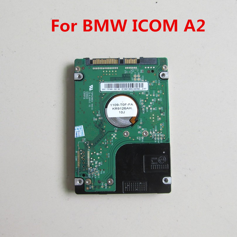 2019.12 ICOM A2 Software Icom HDD ISTA-D 4.20 ISTA-P 3.66 With Programming Windows 7 System For BMW Diagnostic HDD 500gb
