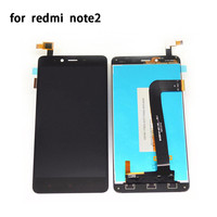 AAA Level High Quality Touch Type Replacement LCD Screen For Hongmi Note 2 Assembly LCD For