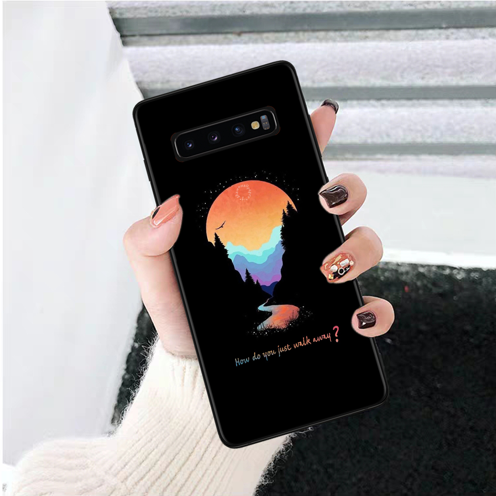Lavaza Hit pop singer Shawn Mendes Magcon Silicone Case for Samsung S6 Edge S7 S8 Plus S9 S10 S10e Note 8 9 10 M10 M20 M30 M40 in Half wrapped Cases from Cellphones Telecommunications