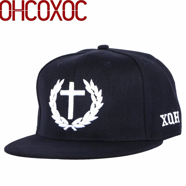 a205fc85 adult size women men hip hop cap snapback hats classic design simple  embroidery pattern 55 60 CM adjustable female male caps on Aliexpress.com |  ...