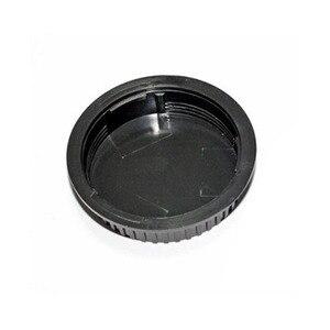 Image 3 - 10pieces camera Rear Lens Cap for Canon 1000D 500D 550D 600D EF EF S Rebel T1i eos Camera