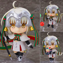 10CM Nendoroid 815 FATE FGO Fate Zero Anime Figure Joan of Arc Action Figure Sweet Ver Cute Models with Box F161(China)