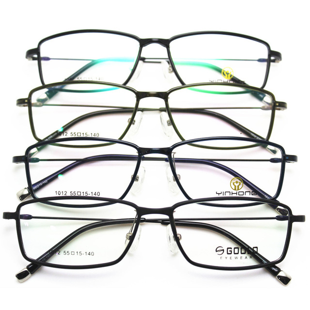 Exceed Light Tungsten Titanium Plastic Steel Spectacle Frame Ma'am High Frame Myopia Picture Frame Man Myopia Glasses Optician
