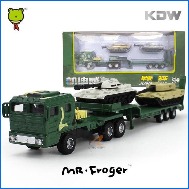 Mr. Froger Militar Modelo de vehículo de transporte de vehículos camión de aleación modelo de coche de metal Refinado Decoración Juguetes Clásicos Del Ejército Chino