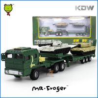 Mr Froger Military Transport Vehicle Model Alloy Material Multi Joint Can Be Active The Rear Can