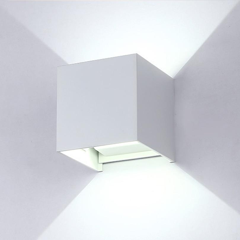 Անջրանցիկ 12W փակ բացօթյա լուսավորված - Ներքին լուսավորություն - Լուսանկար 3